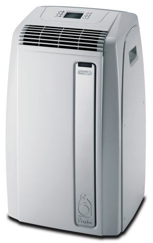 DeLonghi PAC A120E 12,000-BTU Portable Air Conditioner