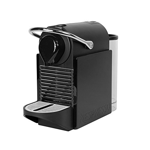 Nespresso Pixie Espresso Maker, Electric (Black)