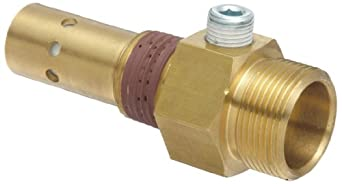 "Control Devices Brass In-Tank Check Valve, 1/2"" Tube Comp. x NPT Male"