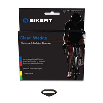 Bike Fit System Cleat Wedges SPD Time Speedplay Cleats Pedals Wedge 8 Pack