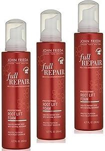 John Frieda Full Repair Protecting Root Lift Foam, 6.77 oz