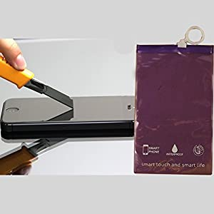 No brand [iPhone5 / 5s / 5c 専用] 強化ガラス 液晶保護フィルム 第3代目 0.3mm