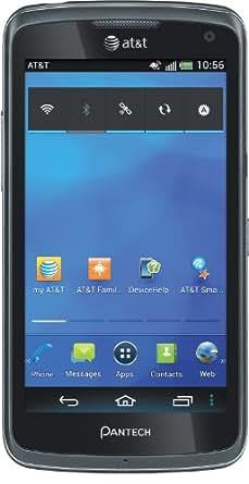 Pantech Flex, Black 8GB (AT&T)
