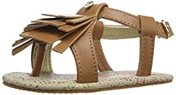 Jessica Simpson Shania Thong (Infant/Toddler), Tan, 2 M US Infant