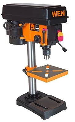 WEN 4208 8-Inch 5 Speed Drill Press by WEN