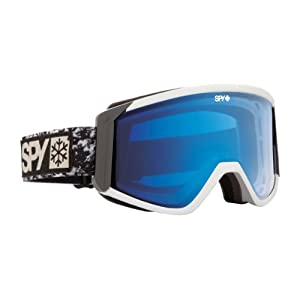Spy Raider Ski Goggles - Blue, Large