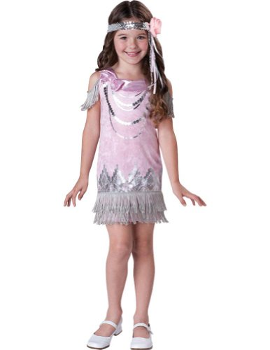 FANCY FLAPPER CHILD 4 by InCharacter Costumes