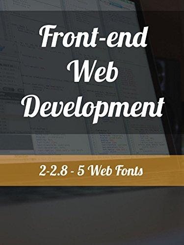 2-2.8 - 5. Web Fonts