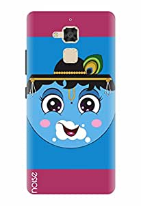 Noise Designer Printed Case / Cover for Asus ZenFone 3 Max ZC520TL / Animated Cartoons / Balgopal Design