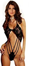 Easy Lover Women Sexy Lingerie Black…