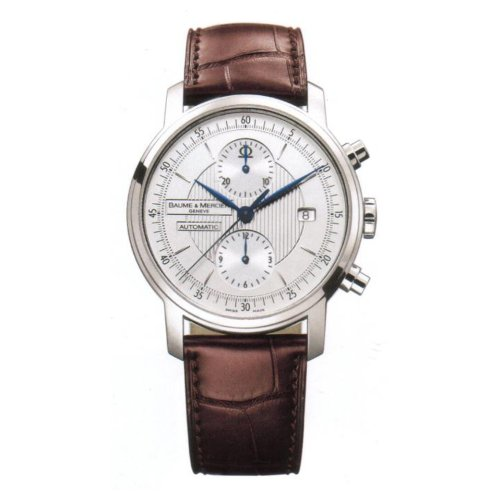 19c2efa83ec Baume   Mercier Men s 8692 Classima Automatic Chronograph Watch  Description. Television executives ...