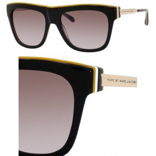 Sunglasses Marc By Marc Jacobs MMJ 293/S 07V9 Black Brown White