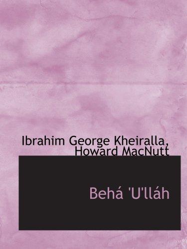 Behá 'U'lláh