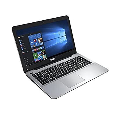 Asus K555LB-FI504T 15.6-inch Laptop (Core i5-5200U/4GB/1TB/Windows 10/2GB Graphics), Matte Silver