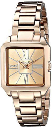 Kenneth Cole New York Two-Hand Stainless Steel - Rose-Gold Women's watch #KC4983