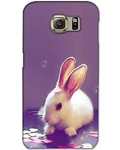 YOVI Samsung Galaxy S6 Edge Plus Back Cover Printed Hard Case