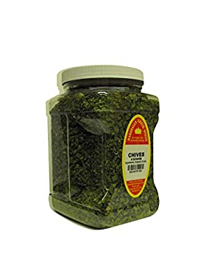 Family Size Marshalls Creek Spices Chives, 4 Ounces from QAB