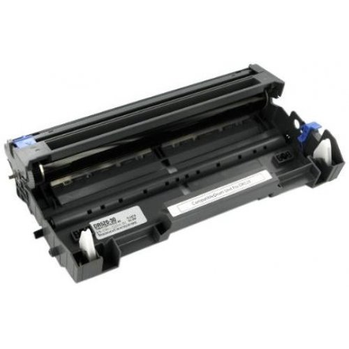 Laser Toner Drum, 25,000 Pages- Black Brother Compatible DR-520 DR520
