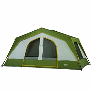 Buy Wenzel Vacation Lodge 16x10-Feet Ten-Person Large Cabin Tent by Wenzel