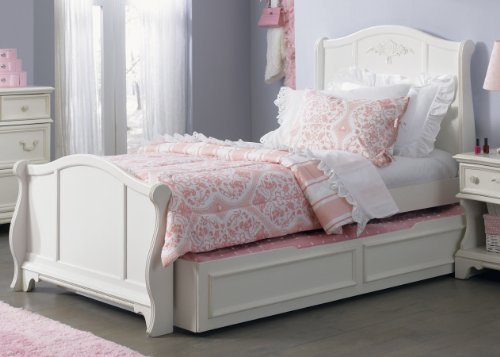 Arielle Full Sleigh Bed front-976544