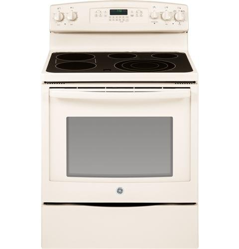 Electric Stove With Convection Oven front-26818