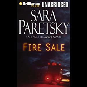 Fire Sale: V. I. Warshawski, Book 13 | [Sara Paretsky]