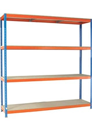 Heavy Duty Painted Unit Orange/Zinc 379222