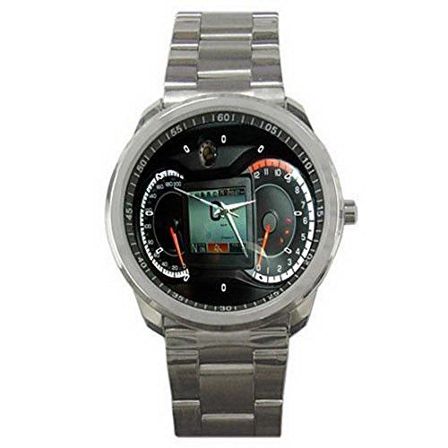 New-Wrist-watches-XRAJ025-2014-Can-Am-Spyder-RT-S-ATV-UTV-Speedometer-Accessories-Sport-Metal-Watch