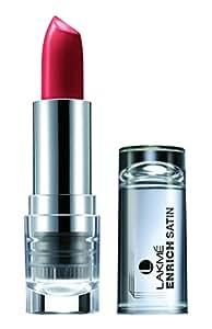 Lakme Enrich Satin Lip Color, R367, 4.3g
