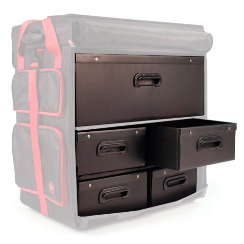 Atomik Transporter Race Case Replacement Drawers
