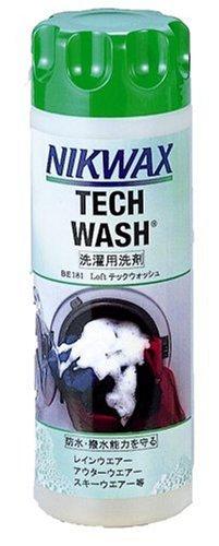 NIKWAX(ニクワックス) LOFTテックウォッシュ  EBE181 【洗剤】