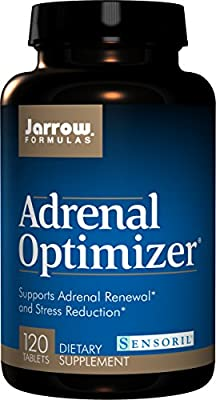 Jarrow Formulas Adrenal Optimizer 120 Tablets