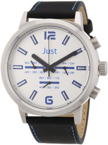 Just Watches 48-S3601-BL - Orologio unisex