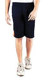Repugn's WF7 Baller Sports Shorts (Navy, Medium)