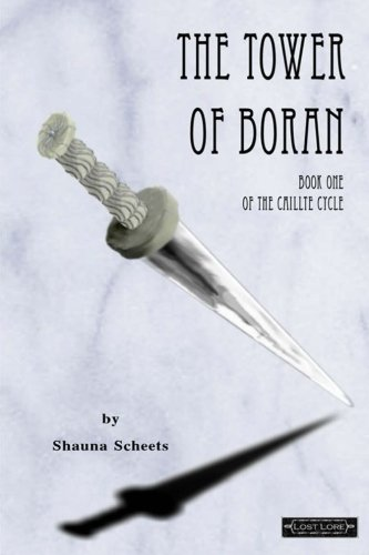 Book: The Tower of Boran by Shauna Scheets