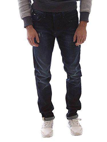 Gas 351144 Jeans Uomo Blu 30