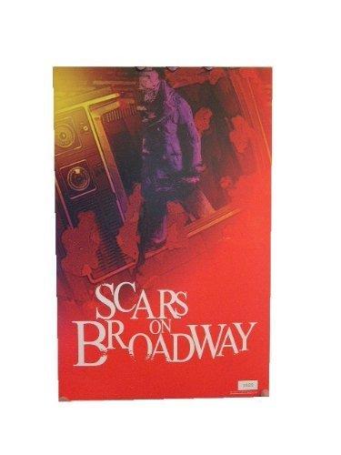 Scars On Broadway Poster by Rhythmhound