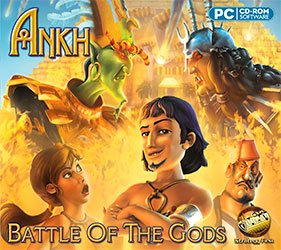 Ankh: Battle of the Gods