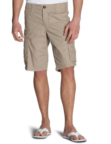 Esprit Men's Cargo Shorts Dark Pier Beige  W28
