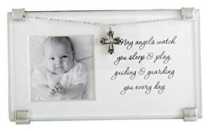 Mud Pie Picture Frame, Angels Watch Over You