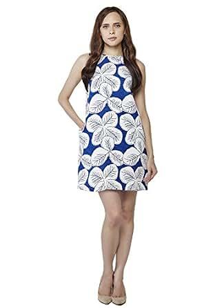 AND Women's Body Con Dress (X16AWR172DRPRT_Print_12)