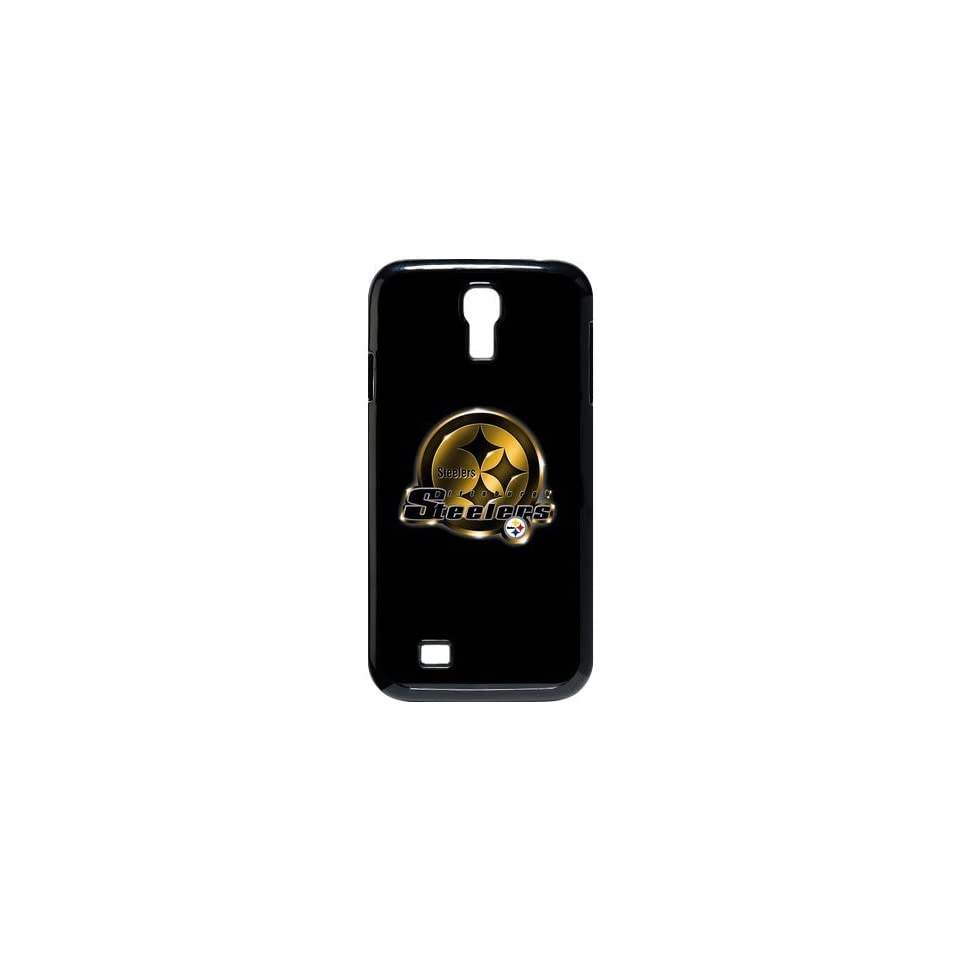 NFL Pittsburgh Steelers Inspired Design Plastic Custom Case Design Cases For Samsung Galaxy S4 I9500 s4 NY172