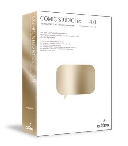 ComicStudioEX 4.0