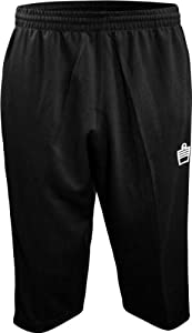 Admiral Carlisle 3/4 Pant, Black/White, Small