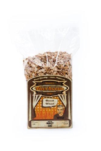 Axtschlag Räucherchips Beech Buche 1 kg, mehrfarbig
