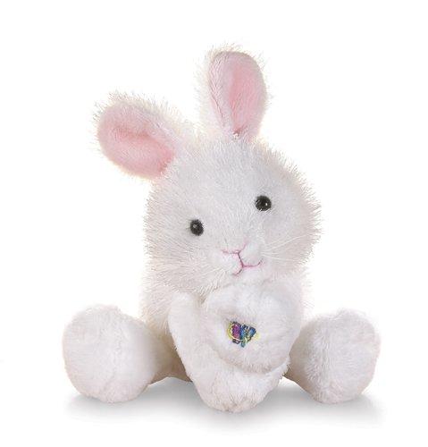 Ganz Lil'Kinz Rabbit 6.5 (White )