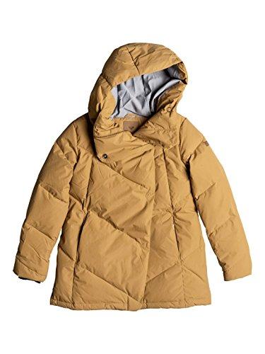 Abbie Roxy-Giacca da donna, colore: marrone, taglia: XL