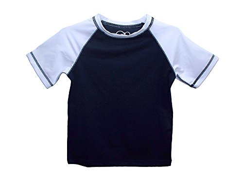 Baby Rash Guard Shirts back-100204
