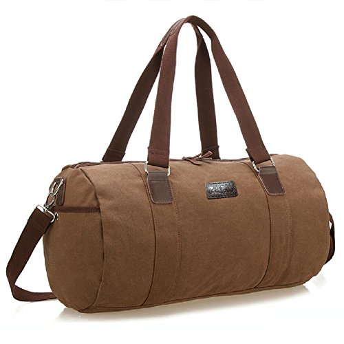 ZeleToile® MB-03 Retro Canvas Handbag Satchel Totes Shoulder Bag Cross Body Bag Outdoor Sports Bags Travel Weekend...