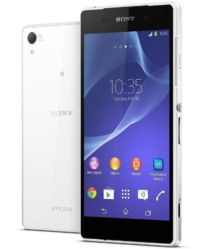 Sony Xperia Z2 D6503 Factory Unlocked International Verison - White